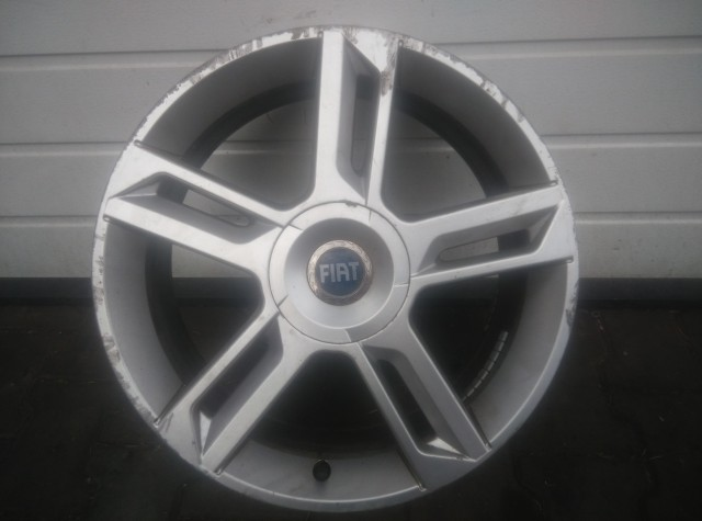 Original Alu Fiat Stilo R17 3ks