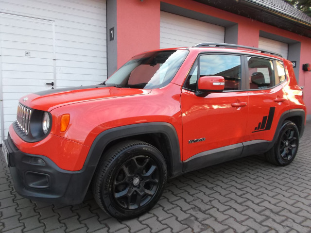 Jeep Renegade Longitude 2WD-1.4L MultiAir 16V 103kW PANORAMA