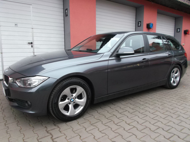 Fotogalerie BMW 320ed (EfficientDynamics Edition) 120kW PANORAMA (odpočet DPH)