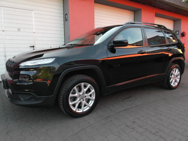 Jeep Cherokee Limited Night Eagle 4x4-2.2 Multijet II AT9 147kW